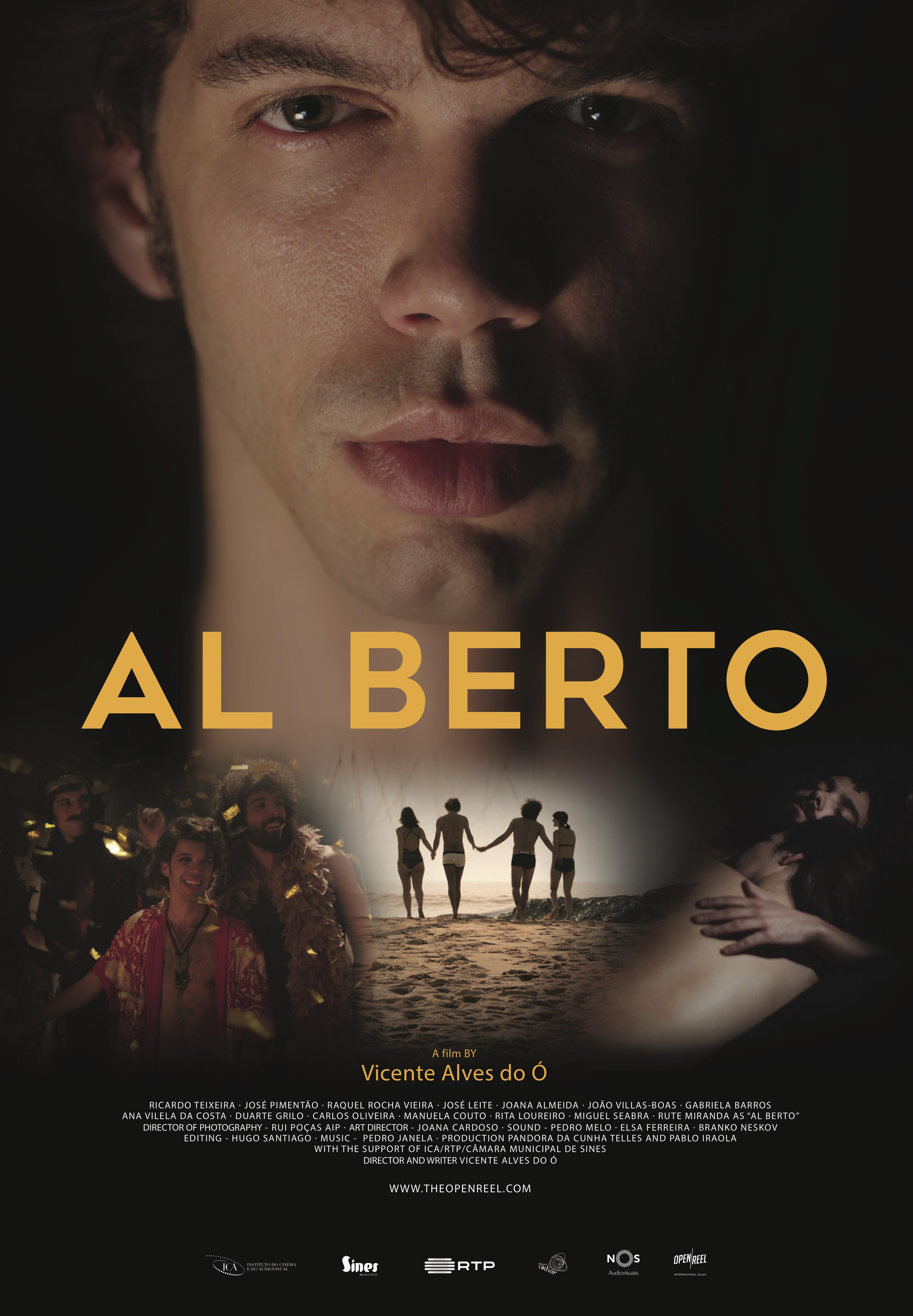 Poster Al Berto